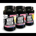 "VIP Body® ""Mix & Match"" Whey Protein - 3x750g"